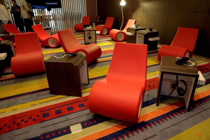 LAN Entertainment Room SCL - JoeBaur