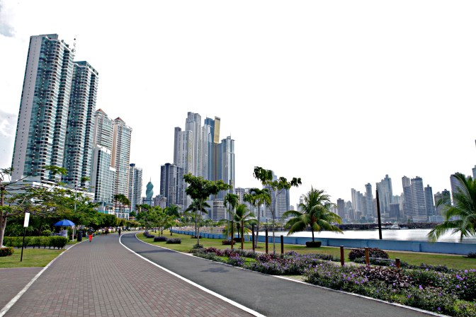 Panama City Cinta Costera