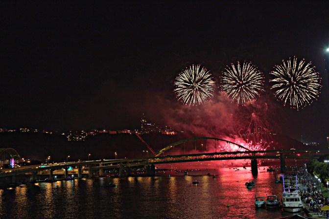 Pittsburgh Fireworks - JoeBaur