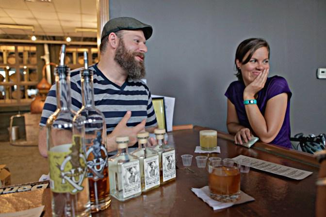 Pittsburgh Maggie's Farm Rum - JoeBaur