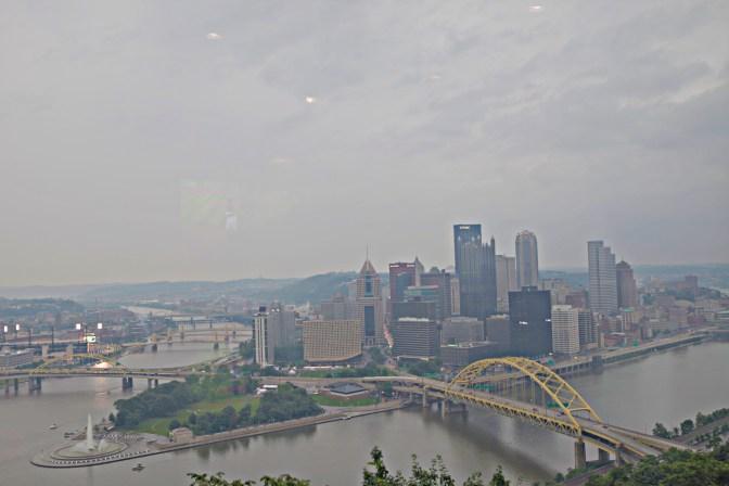 Pittsburgh Skyline Mount Washington - JoeBaur