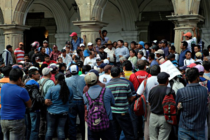 Antigua Guatemala Politics - JoeBaur