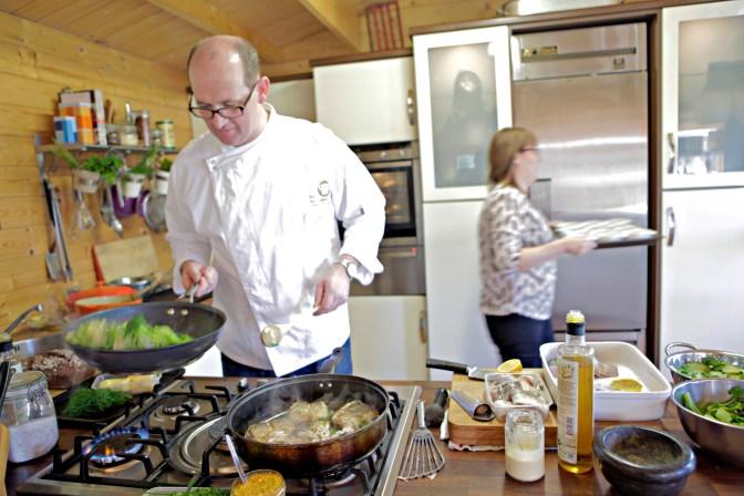 Chef Brian McDermott, The No Salt Chef