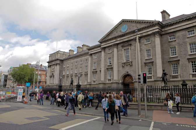 Trinity College Dublin - JoeBaur