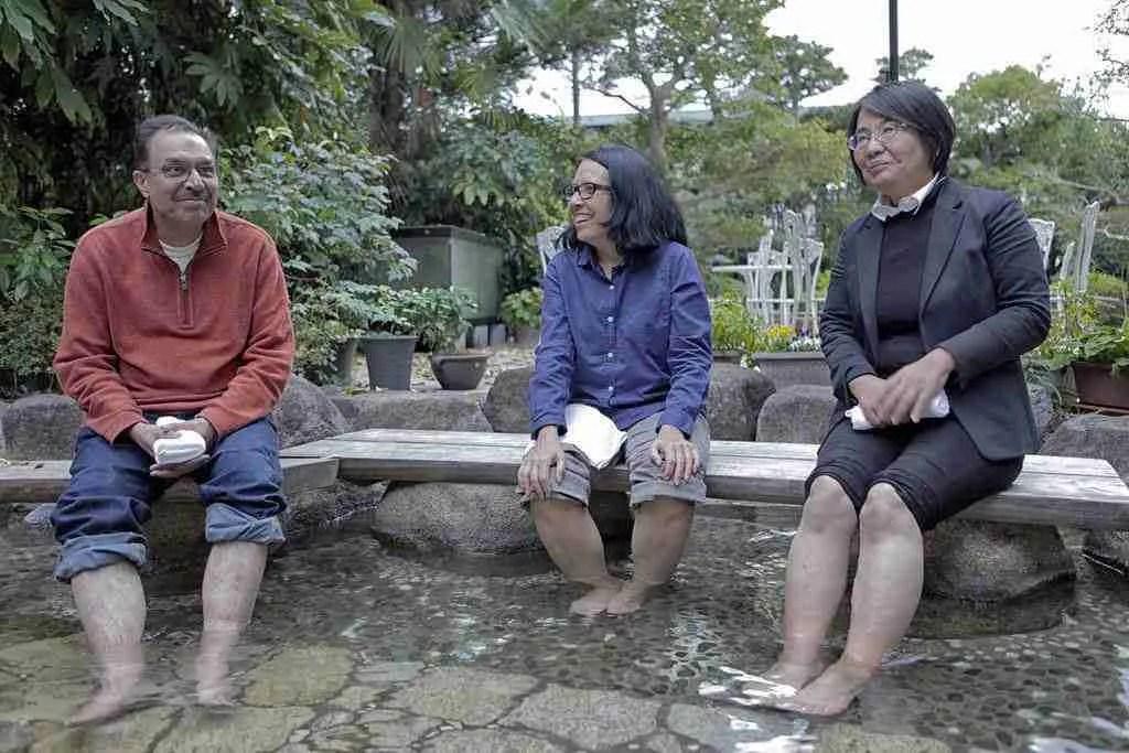 Japanese Foot Bath Okayama