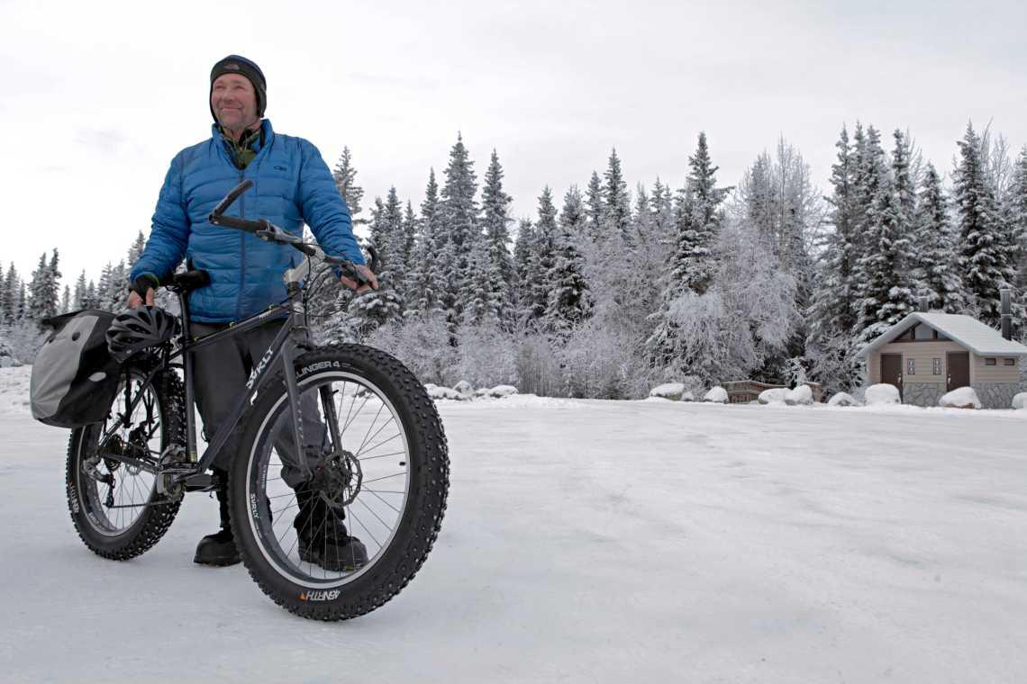 Fat Tire Cycling Alaska with Dan McDonough