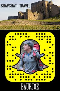 Why Snapchat and travel make sense
