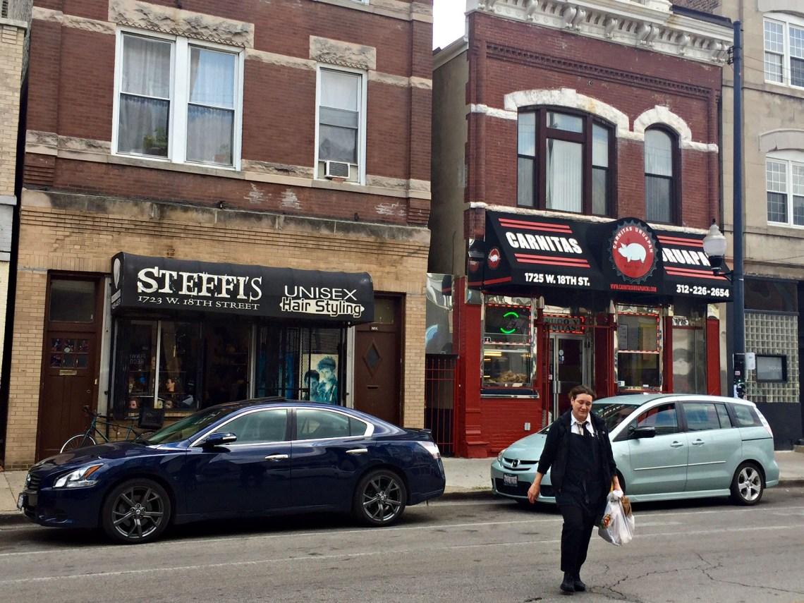 Carnitas Uruapan in Pilsen, Chicago