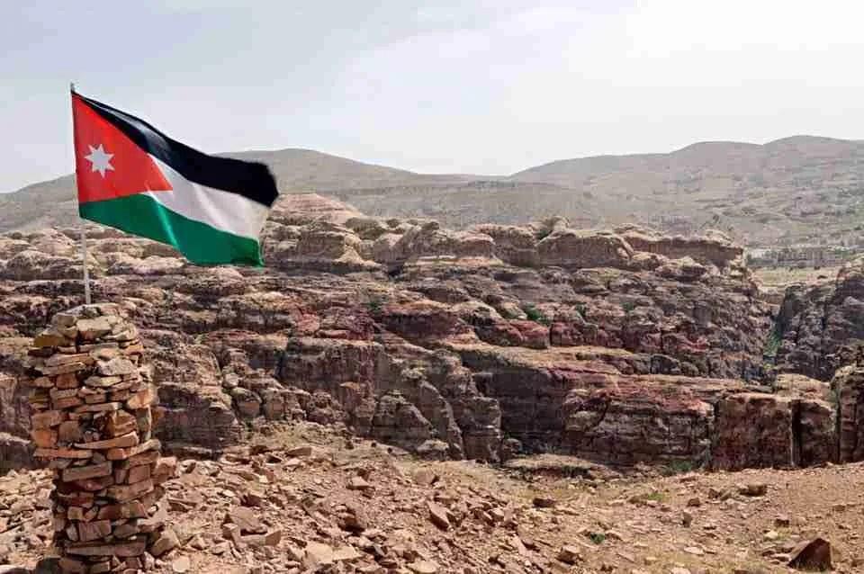 Petra Jordan Hiking