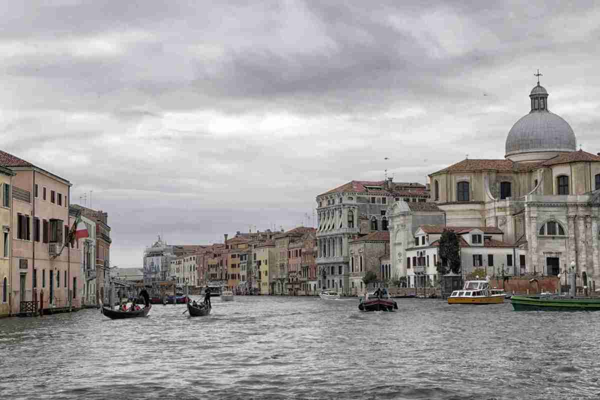 Things To Do In Venice, the Grand Canal