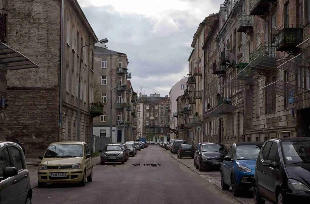 Warsaw's Mała Street, Władysław Szpilman -- The Pianist