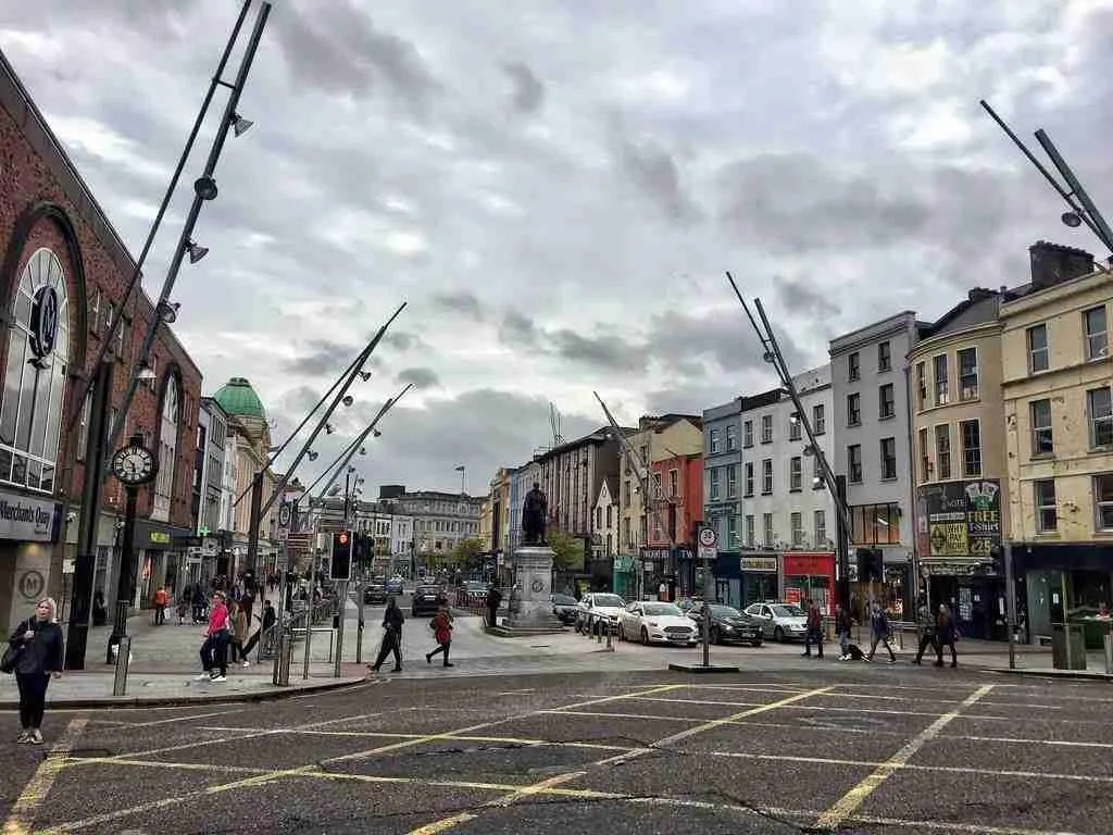 Cork Ireland City Center