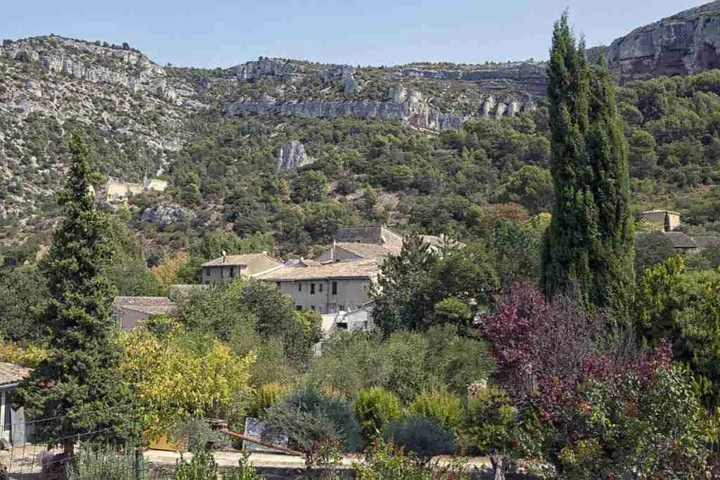 Vaucluse Provence France Mountains