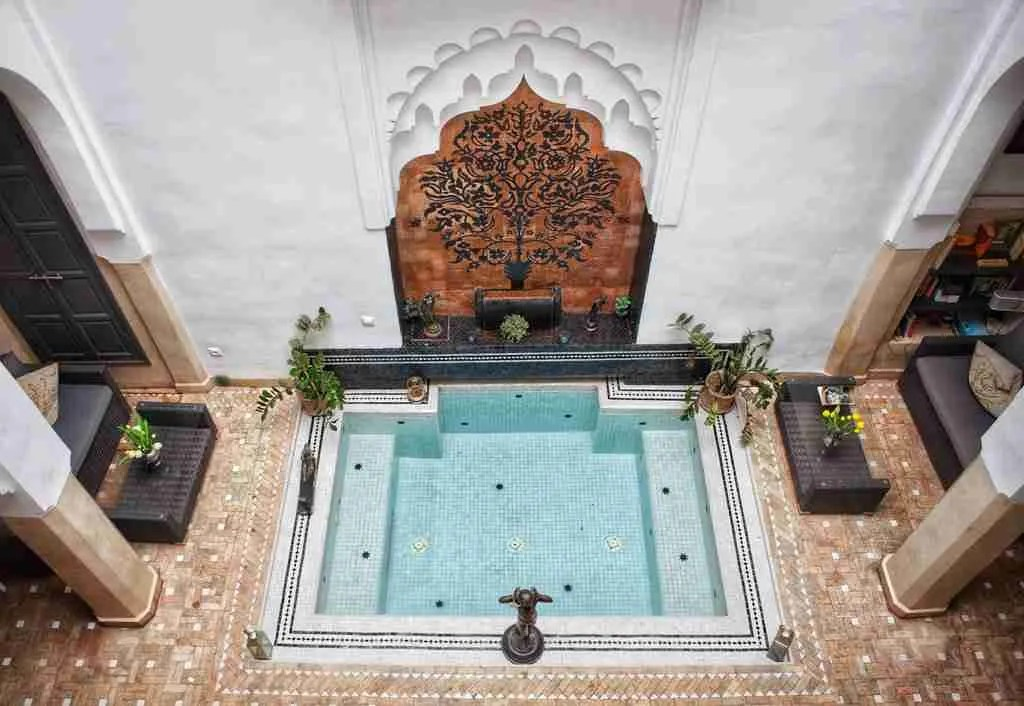 The Riad Star Marrakech, Morocco