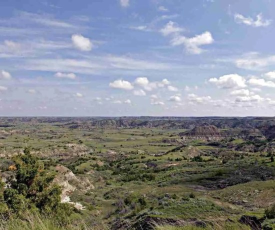 Badlands North Dakota Theodore Roosevelt National Park