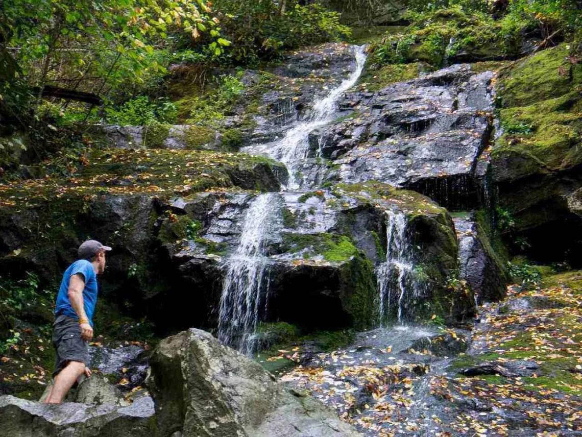 Smoky-Mountains-Henwallow-Falls-Smoky Mountains National Park
