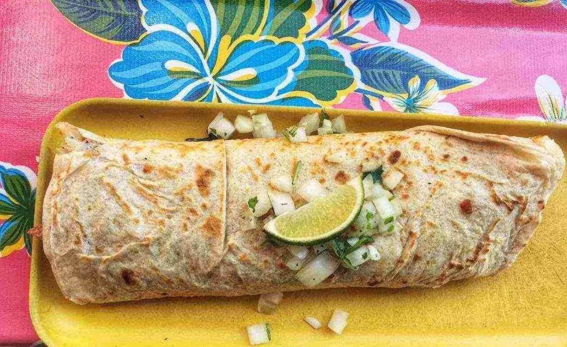 Maria Bonita Mexican Bistro Berlin Burrito