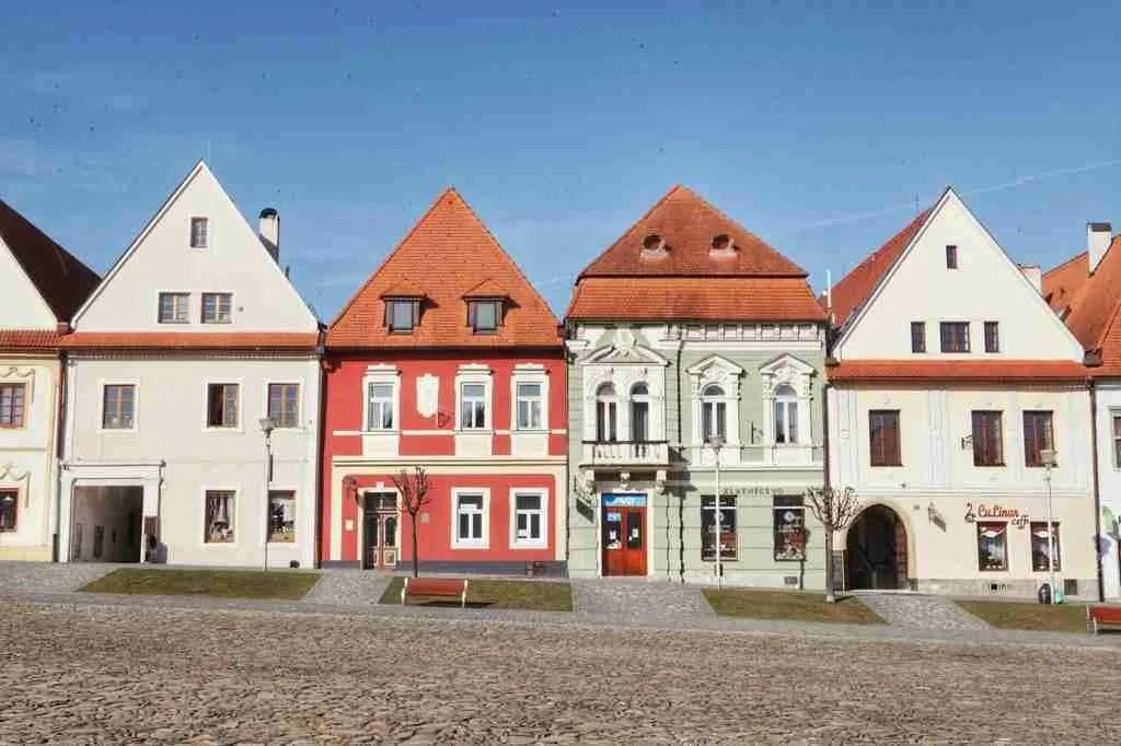 Bardejov Buildings