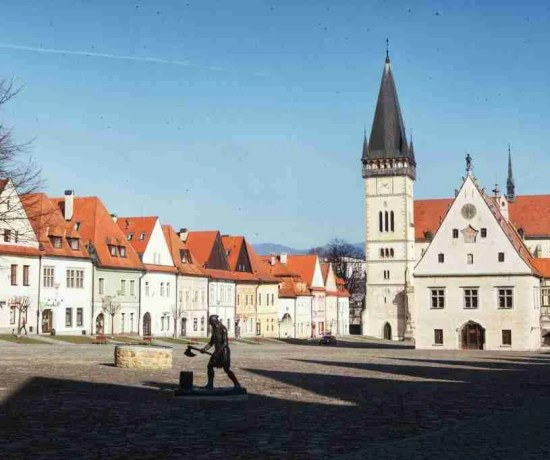 Bardejov UNESCO City Center