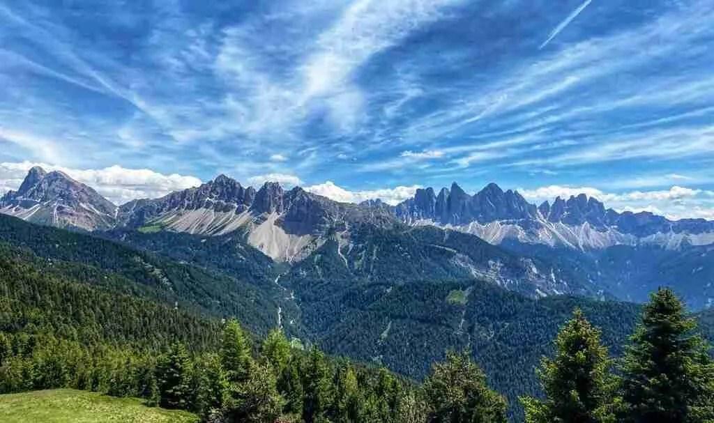 Dolomites Brixen Bressanone Italy