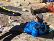 High camp Mt. Whitney