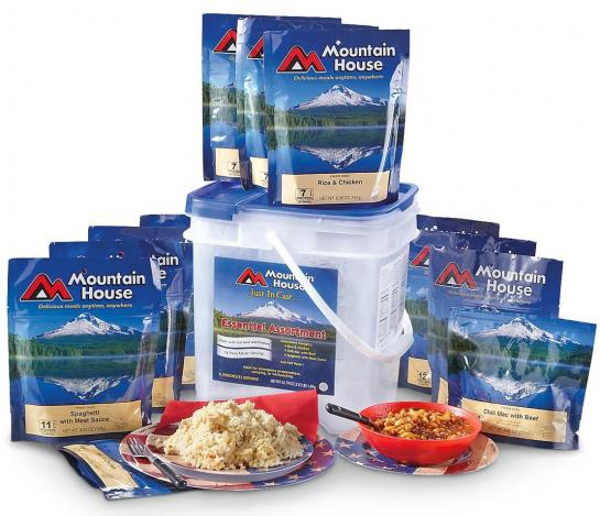Best Freeze Dried Backpacking Food Without Bage