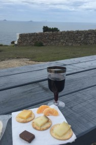 Wilsons Prom - Cheese, wine and views