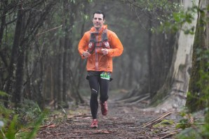 Mt Macedon - Running Nearer in the Rain