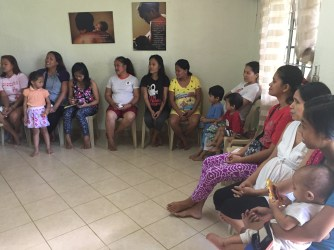 Prenatal and well baby outreach clinic