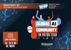 AR Global AI Tour Argentina - Buenos Aires