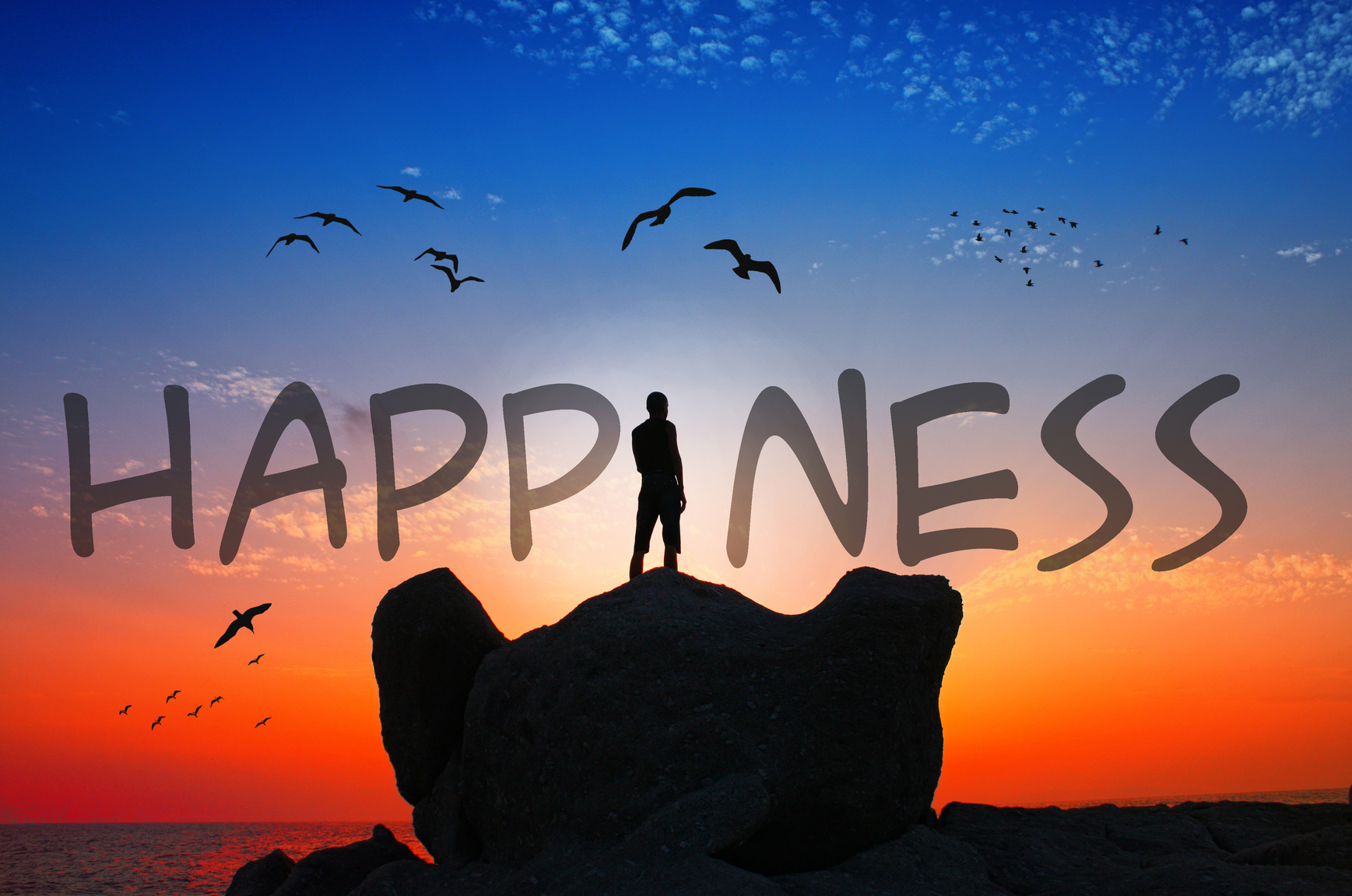 happiness should be a