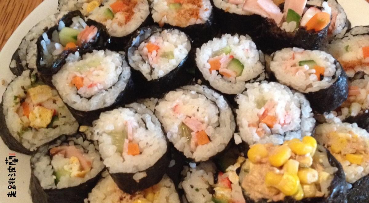 華沙解饞好去處–日本料理大集合!