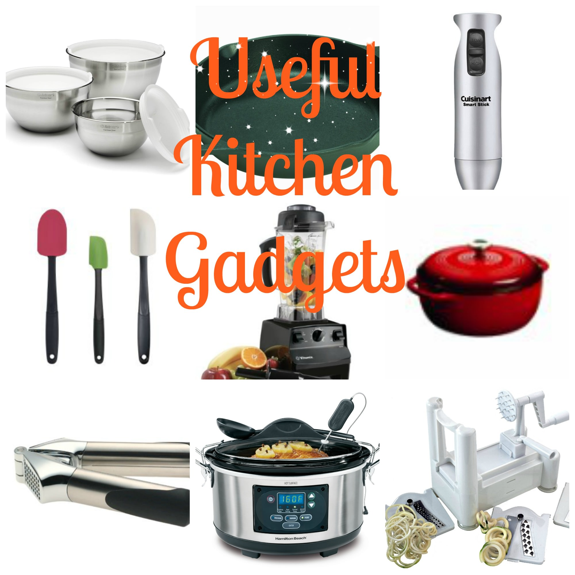 The Cooking Class Files  Part 4 Useful Kitchen Gadgets