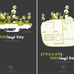 [Trailer] Park[ing] Day & Night + Pie