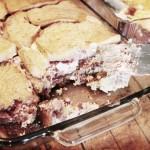 Birthday Brunch Preparations:  Boozy Baked French Toast