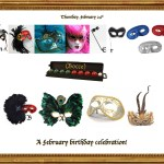 Masquerade [Bocce] Ball:  A Celebration of February Birthdays