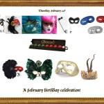 Masquerade [Bocce] Ball:  A Celebration of February Birthdays