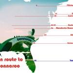 En Route To Bonnaroo:  Tampa