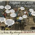 Boston Cream Pie For A Boston ParTea