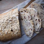 A Bread For A Fall Dinner: Whole-Wheat Maple Chevre Bread