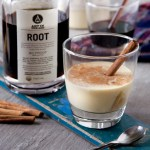 Homemade Egg Nog Spiked with Art in the Age's Root Liquor