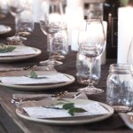 Third Time's A Charm:  The Kinfolk Dinner Series