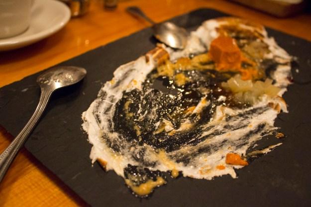 Dessert Remains