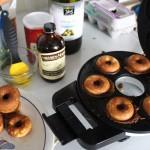 Coffee, Donuts & A Little Bit of Press