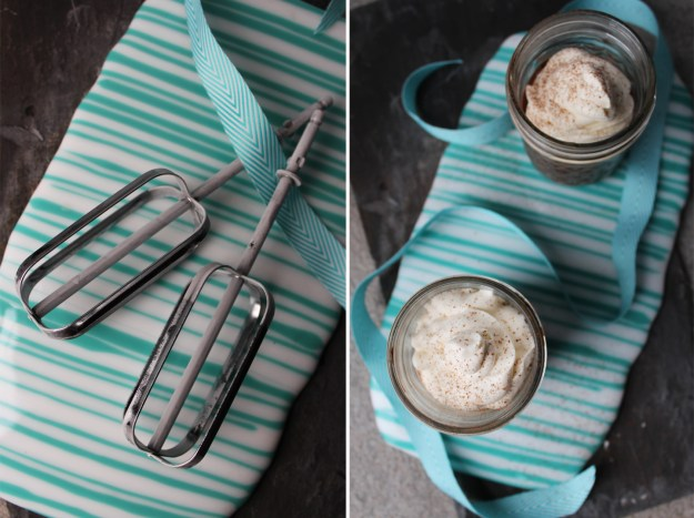 Freeze Mixers for Whipped Cream