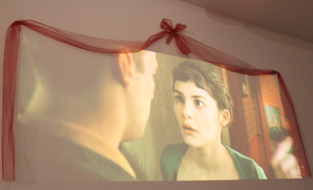 An Amélie Themed Party // www.WithTheGrains.com