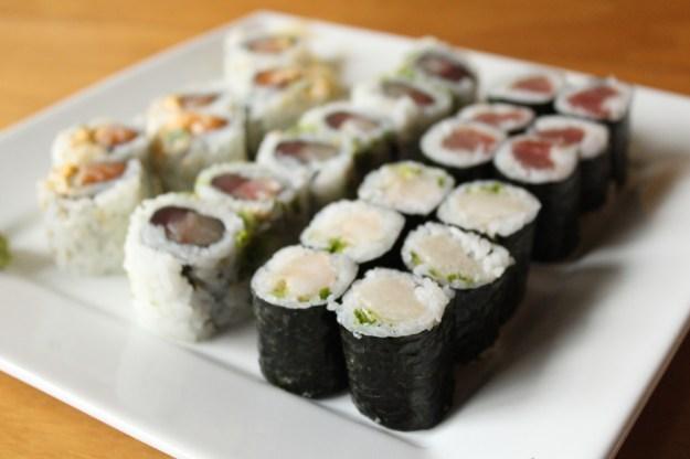 Penn Ave Fish Mrkt Sushi