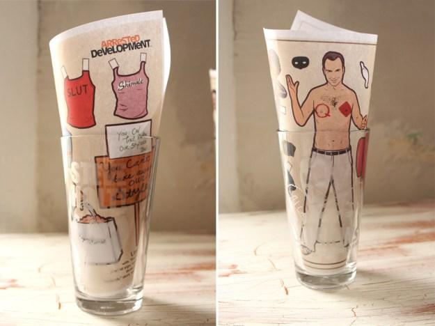 Steve Hol Gob Paper Dolls
