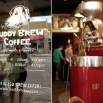Buddy Brew & My New Caffeine Addiction