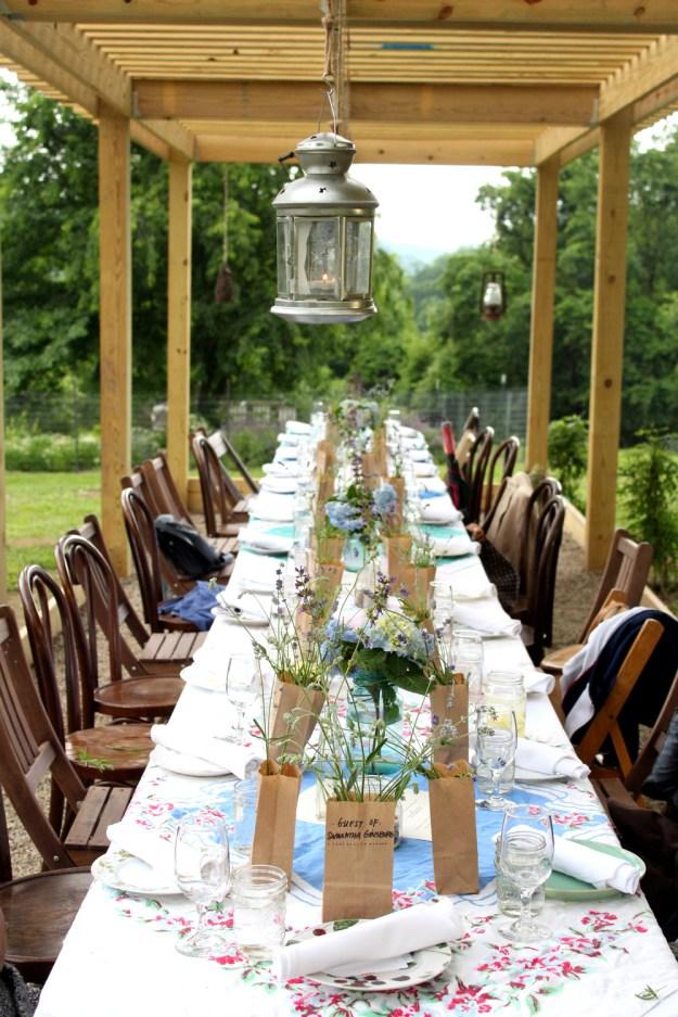 Churchview Farm Table